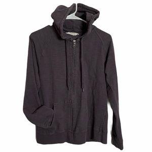 Grey DANSKIN zip up hoodie